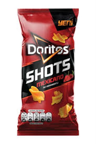 DORITOS SHOTS MEXICANO 28 GR