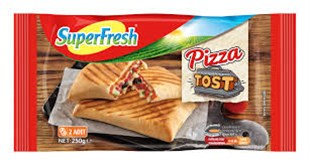 Süper Fresh Pizza Tost 250gr SuperFresh